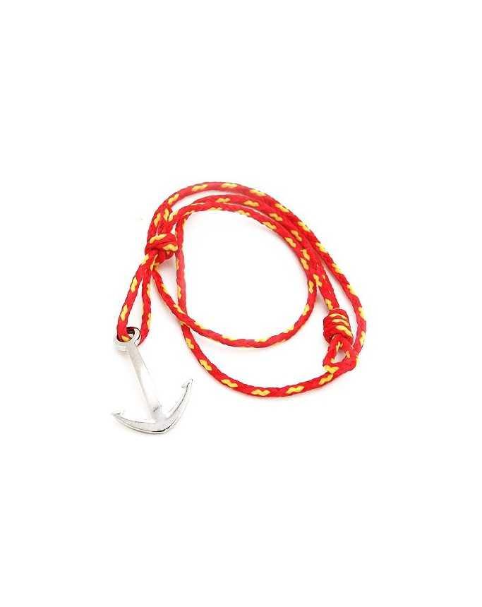 Bransoletka kotwica / Red