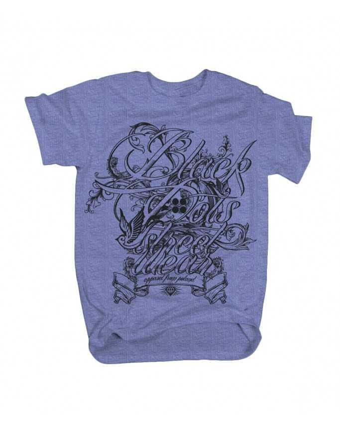 t-shirt Tatoo violet