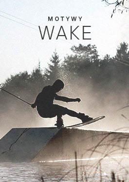 Motywy wakeboard